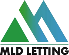 MLD LETTING, Estate Agency Logo